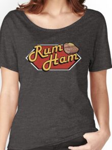 It's Always Sunny: Rum Ham Women's Relaxed Fit T-Shirt