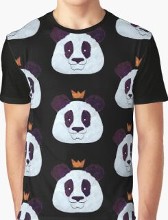 Hail Panda Graphic T-Shirt