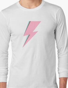 Pastel Bowie Long Sleeve T-Shirt