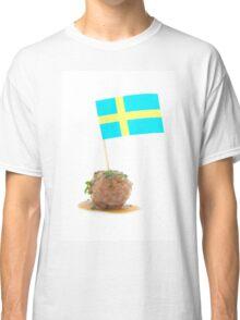 Swedish Meatballs Classic T-Shirt