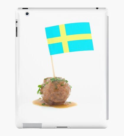 Swedish Meatballs iPad Case/Skin