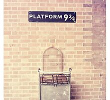 Platform 9 3/4 by ozmarei