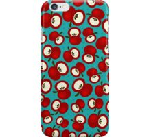 Red apples. iPhone Case/Skin