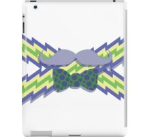 Bow Tie Power 3 iPad Case/Skin