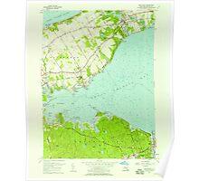 New York NY Mattituck 130489 1956 24000 Poster