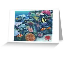The Hidden Garden Greeting Card