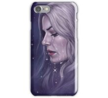 Stars Fall Silent iPhone Case/Skin