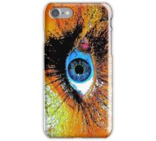 Wide Awake  iPhone Case/Skin