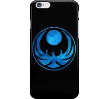 Blue Nightingale iPhone Case/Skin