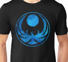 Blue Nightingale Unisex T-Shirt