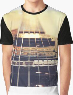 Recording Studio Furniture Wall Art & Gear | Music Studio Decor Design | Electric Guitar Instrument Graphic T-Shirt