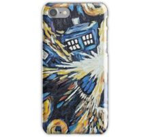 Doctor Who - Wibbly Wobbly iPhone Case/Skin