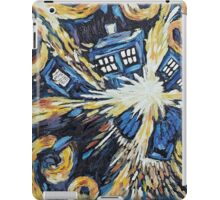 Doctor Who - Wibbly Wobbly iPad Case/Skin