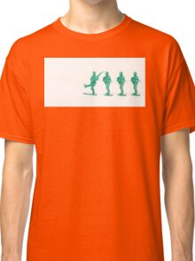 Army Man Independence Classic T-Shirt