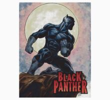 Black Panther by Zeaken