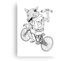 Wolfbrother Metal Print