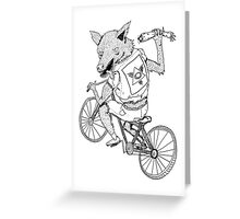 Wolfbrother Greeting Card