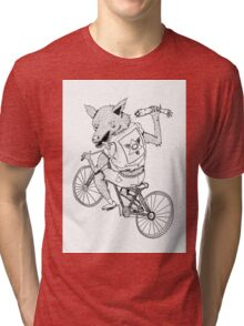 Wolfbrother Tri-blend T-Shirt