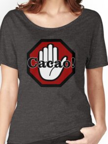 Cacao! Portlandia Women's Relaxed Fit T-Shirt