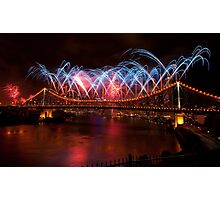 Riverfire 2010 Photographic Print