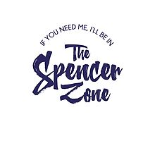 The Spencer Zone by kerryheavens