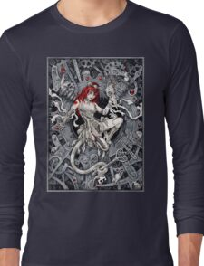 Rat Queen Long Sleeve T-Shirt