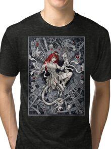 Rat Queen Tri-blend T-Shirt