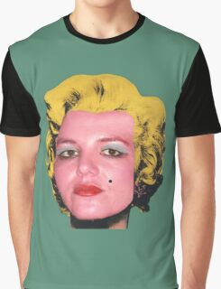 Neyde Monroe Graphic T-Shirt