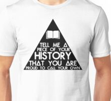 Can You Fill The Triangle? Unisex T-Shirt
