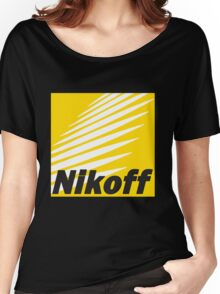 Nikoff  Women's Relaxed Fit T-Shirt
