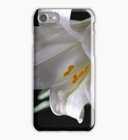 Easter Lily iPhone Case/Skin