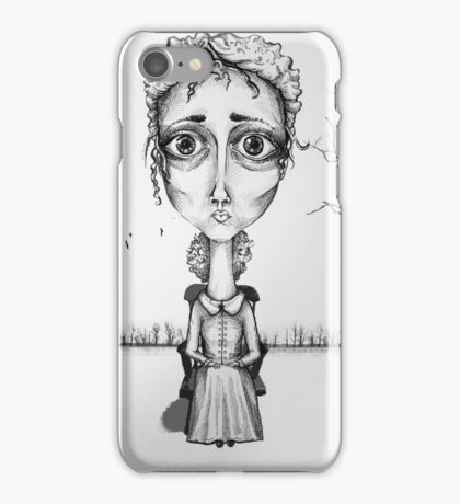 Lonely Matilda iPhone Case/Skin