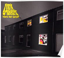Favourite Worst Nightmare Poster