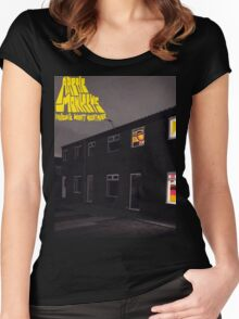 Favourite Worst Nightmare Women's Fitted Scoop T-Shirt