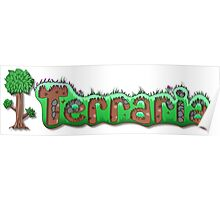 Terraria Poster