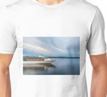 Cruise Ship Sailing at Dusk Unisex T-Shirt