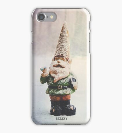 Winter Gnome iPhone Case/Skin