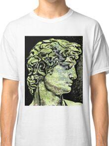 Michelangelo's David (Large)-2 Classic T-Shirt