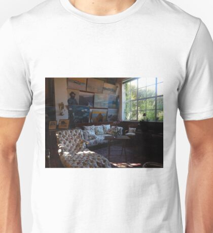 Monet's studio Unisex T-Shirt