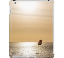 Red Sails in Gold Light iPad Case/Skin