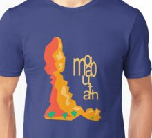 Balanced Rock Illustration Moab Utah Unisex T-Shirt