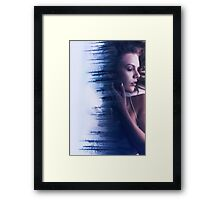 Taylor Swift Clean Framed Print