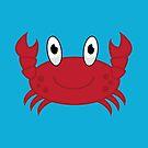 Crab by Pamela Maxwell
