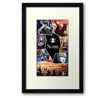 Nohr Army Framed Print