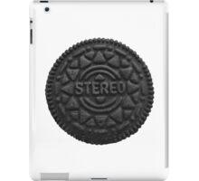 Stereo iPad Case/Skin