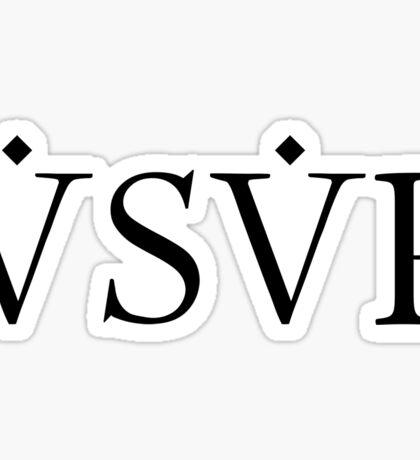 ASAP - Logo Sticker
