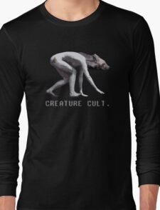 Demon Hyena Long Sleeve T-Shirt