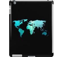 geometric continents iPad Case/Skin