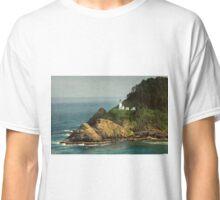 Heceta Head Lighthouse  Classic T-Shirt