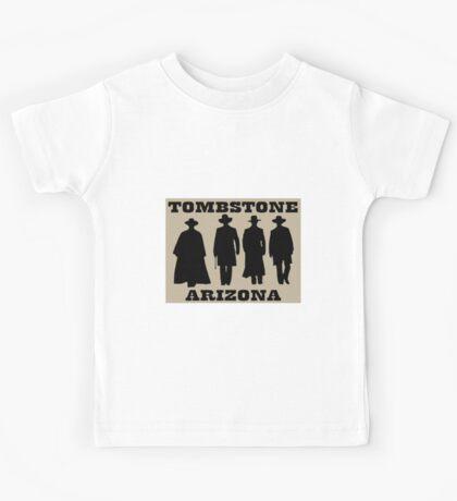 Tombstone Arizona Kids Tee